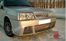 """Бампер передний """"AVR"""" для ВАЗ 2108, 2109, 21099"""
