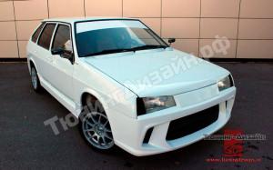 """Бампер передний """"Fanat Sport"""" для ВАЗ 2108, 2109, 21099"""