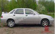 """Пороги """"K-106"""" для ВАЗ 21106"""