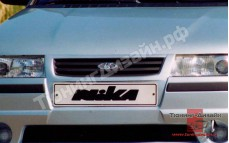 "Решетка радиатора (вставка) ""Nika-4"" для ВАЗ 2110, 2111, 2112"