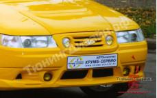 "Решетка радиатора (маска) ""Nika Sport"" для ВАЗ 2110, 2111, 2112 [АБС]"