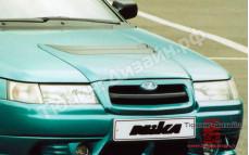 "Накладка на капот (обтекатель) ""Nika Sport"" для ВАЗ 2110, 2111, 2112"
