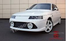 """Бампер передний """"Fanat RS"""" для ВАЗ 2110, 2111, 2112"""
