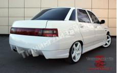 "Бампер задний ""Fanat RS (Фанат RS)"" тюнинг для ВАЗ 2110"