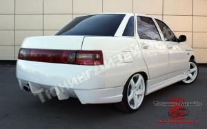 """Бампер задний """"Fanat RS"""" для ВАЗ 2110"""