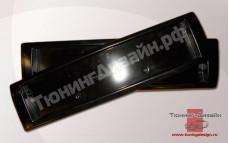 """Накладка под задний номер """"Fanat"""" для ВАЗ 2110, 21106"""