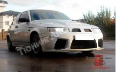 """Бампер передний """"AVR Avrora"""" для ВАЗ 21123 (купе)"""