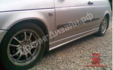 """Пороги """"AVR Sport"""" для ВАЗ 21123 (купе)"""