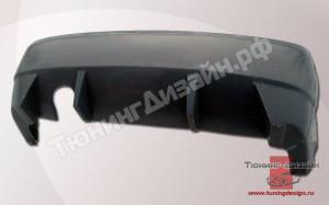 """Бампер задний """"Fanat RS"""" для ВАЗ 2112"""