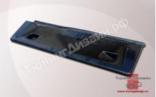 """Накладка под задний номер """"AVR"""" для ВАЗ 2108, 2109 и 2113, 2114"""