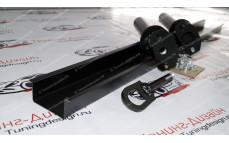 "Балка (усилитель) переднего бампера с кронштейнами ""Urban"" для Лады Нива (ВАЗ 2121-2131)"