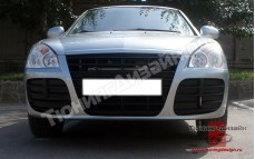 "Бампер передний ""Porsche Style"" для Лады Приора (ВАЗ 2170, 2171, 2172) [стеклопластик]"