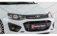 """Оригинальная решетка радиатора (маска) """"Kalina-2 Sport"""" для Лады Калина-2 (ВАЗ 2192, 2194)"""