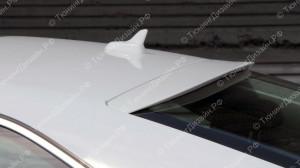 """Накладка на стекло (козырек) """"MV"""" для Audi A5 [2007-2015]"""