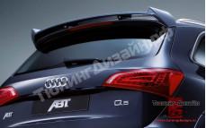 """Спойлер (антикрыло) """"ABT"""" для Audi Q5"""