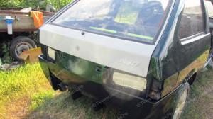 """Крышка багажника стеклопластиковая """"AVR"""" для ВАЗ 2108, 2109 и 2113, 2114 (с кроншт. под г/у)"""