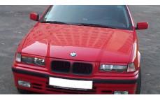 """Накладки на фары (нижние) """"ARS"""" для BMW E36 - M3 Series"""