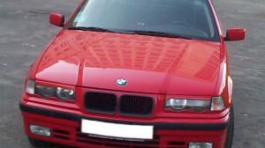 "Накладки на фары (реснички) ""ARS"" для BMW E36 - M3 Series"