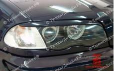 "Накладки на фары (реснички) ""ARS"" тюнинг для BMW E46 - M3 Series (БМВ Е46 - 3 серии)"