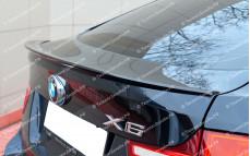 "Лип-спойлер ""BSM Performance"" тюнинг для BMW X6 (БМВ E71/E72)"