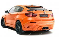 """Спойлер (верхний) """"Hamann"""" тюнинг для BMW X6 (БМВ E71/E72)"""