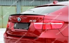 "Лип-спойлер ""M Performance"" тюнинг для BMW X6 (БМВ E71/E72)"