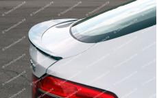 """Лип-спойлер (без выемки) """"BSM Performance"""" тюнинг для BMW X6 (БМВ F16)"""