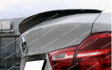 "Лип-спойлер ""BSM Performance"" тюнинг для BMW X4 (БМВ F26)"