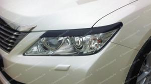 "Накладки на фары (реснички) ""ARS"" для Toyota Camry XV50 [2011-2014]"