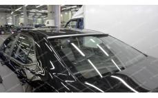 "Накладка на стекло (козырек) ""ARS"" для Toyota Corolla E160 [2012-2016]"