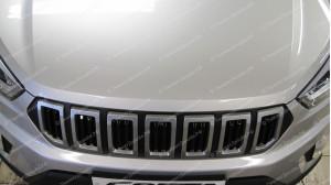 """Решетка радиатора (маска) """"Brutal"""" для Hyundai Creta [2016 – н.в.]"""