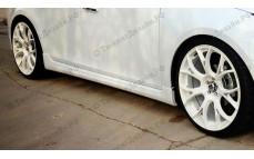 """Пороги """"Sport RS (юбилейные)"""" тюнинг для Chevrolet Cruze (Шевроле Круз) art.95981371 (реплика)"""