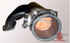 Дроссельная заслонка с проходным сечением 73 мм (Брагин)
