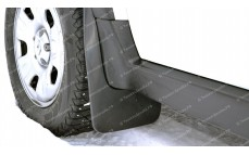 "Передние брызговики 3D ""ARS"" для Renault Duster [2011 – н.в.]"