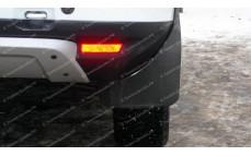 "Задние брызговики 3D ""ARS"" для Renault Duster [2011–2015]"