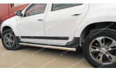 "Накладки на двери (молдинги, узкие) ""ARS"" для Renault Duster [2011 – н.в.]"