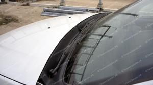 """Накладка в проем стеклоочистителей (жабо) """"ARS"""" для Nissan Terrano [2014 – н.в.]"""