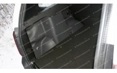 """Накладки на боковые стенки багажника """"ARS"""" для Renault Duster [2011 – н.в.]"""