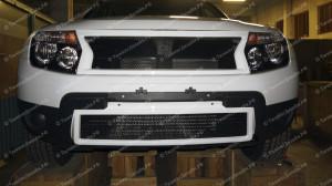 """Решетка бампера """"Sport"""" для Renault Duster [2011 – 2015]"""