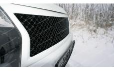 """Решетка радиатора (маска) """"Bentley Style"""" для Renault Duster [2011 – н.в.]"""