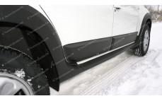 """Накладки на двери (молдинги) """"ARS"""" для Renault Duster [2011 – н.в.]"""