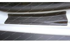"""Защитные накладки в проем задних дверей """"ARS"""" для Nissan Terrano [2014–н.в.]"""