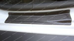 """Защитные накладки в проем задних дверей """"ARS"""" для Renault Duster [2011 – н.в.]"""