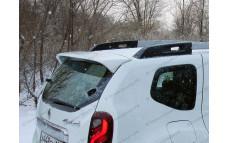 """Спойлер (дефлектор) """"Cross"""" для Renault Duster [2011–н.в.]"""