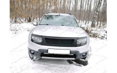 """Решетка радиатора (маска) """"DM Style"""" для Renault Duster [2011–н.в.]"""