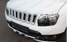 """Решетка радиатора (маска) """"Fanat"""" для Renault Duster [2011–н.в.]"""