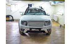 """Решетка радиатора (маска) """"Kart"""" для Renault Duster [2011–н.в.]"""