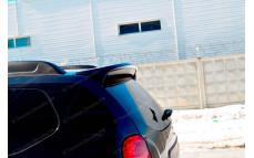 """Спойлер (дефлектор) """"Kart Pro"""" для Nissan Terrano [2014–н.в.]"""