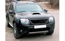 """Решетка радиатора (маска) """"Nika-1"""" для Renault Duster [2011–н.в.]"""