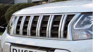 """Решетка радиатора (маска) """"Dakar"""" для Renault Duster [2011 – н.в.]"""